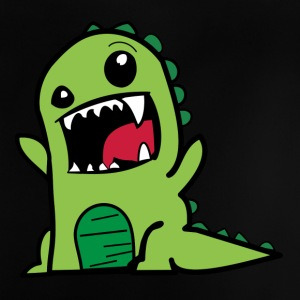Dinosaurier T-Rex Comic Style - Baby T-Shirt