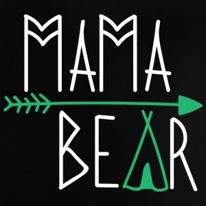 Mama Bear Women Ladies gift - Baby T-Shirt