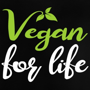 Vegan for life - Baby T-Shirt