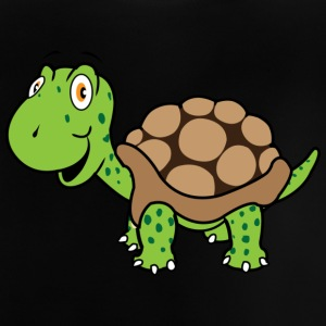 Turtle Solo - Baby-T-shirt