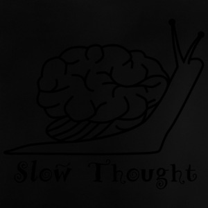 Slow Thought - Baby-T-skjorte