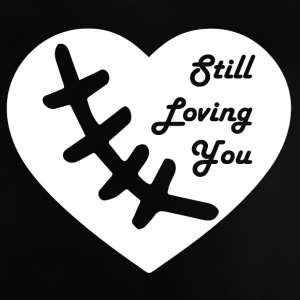 stilllovingyou wite - Baby-T-shirt