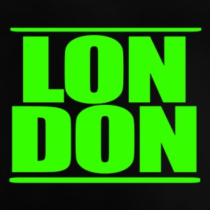 LON DON Logo Green - T-shirt Bébé