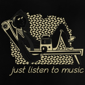 just music - Baby T-Shirt