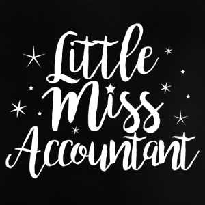 Little miss accountant - Baby T-Shirt