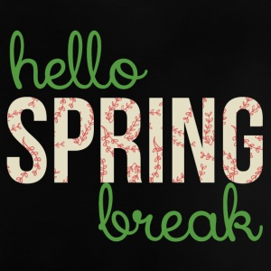 Spring Break / Spring Break: Hej Spring Break - Baby-T-shirt