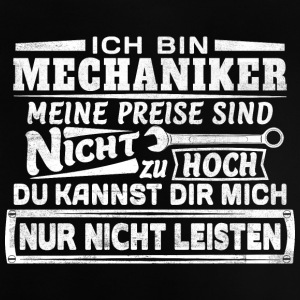Mechaniker - Baby T-Shirt