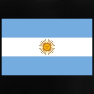 National Flag Of Argentina - Baby T-shirt