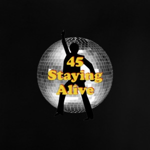 staying alive logo - Baby T-Shirt