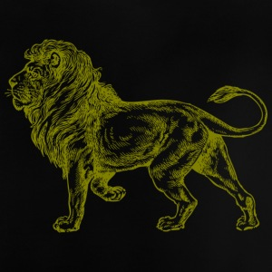golden Lion - Baby-T-skjorte