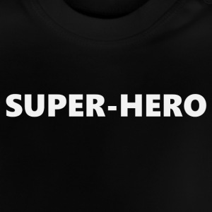 Super Hero V2bkEN - Baby T-Shirt