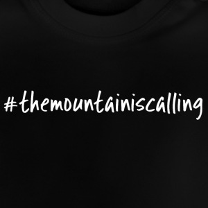The Mountain Calls - Baby-T-skjorte