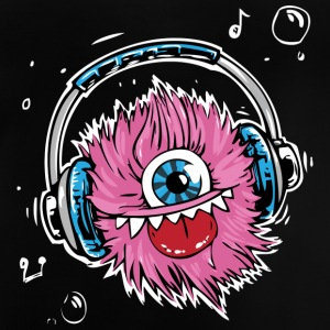 Pink Monster - Baby T-Shirt