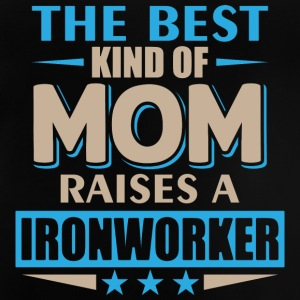 Mom Ironworker - Mother's Day - Baby T-Shirt