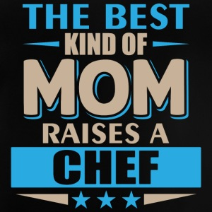 Mom Chef - mother cook - Baby T-Shirt