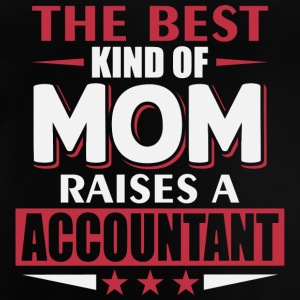 Mom Accountant mutter - Baby T-Shirt