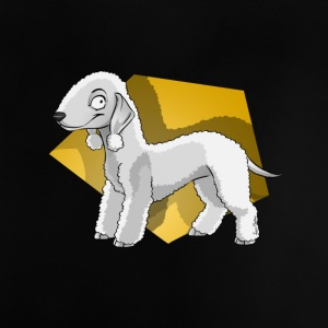 Bedlington Terrier - Baby T-Shirt