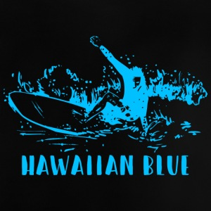 Hawaiian Blue Surfer - Baby T-shirt