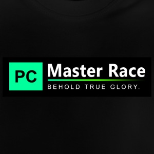 Race Master PC - T-shirt Bébé