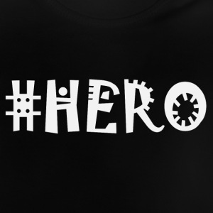 Hashtag Hero 2 (2142) - Baby T-shirt