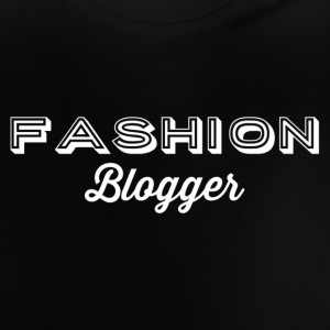 Fashion Blogger 2 - white - Baby T-Shirt