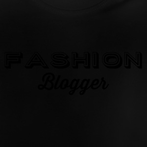 Fashion blogger fra Tyskland - Baby T-shirt