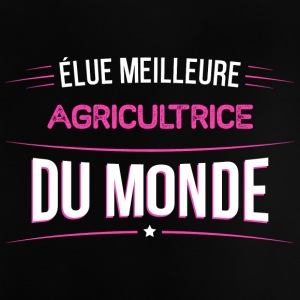 Agricultrice t shirt drole pour Agricultrice - T-shirt Bébé