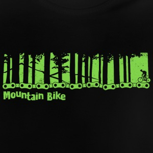 Mountain bike - bicycle - Baby T-Shirt