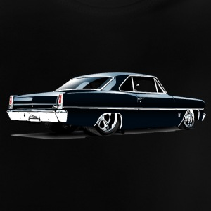 Chevy II Nova Super Sport Back - Baby T-Shirt