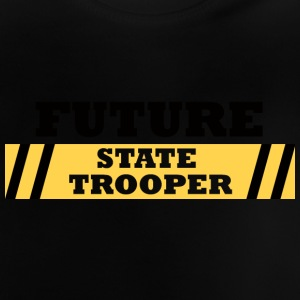 Polizei: Future State Trooper - Baby T-Shirt