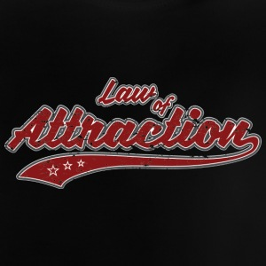 Law of Attraction Vintage - Baby-T-skjorte