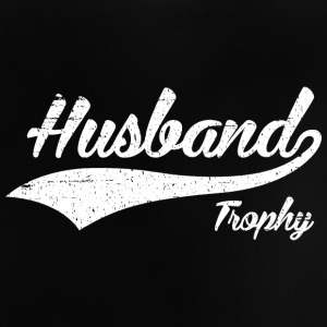 Trophy Husband - Baby-T-skjorte