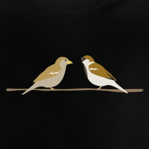 sparrows - Baby T-Shirt