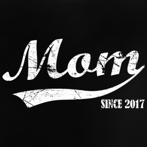 Mom Since 2017 - mutter - Baby T-Shirt