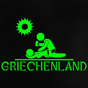 Griechenland Ελλάδα Greece Urlaub Sommer - Baby T-Shirt