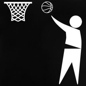 Basketball Trash - T-shirt Bébé