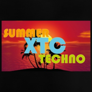 summer xtc techno - Baby T-Shirt