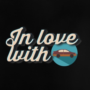 In love with cars - T-shirt Bébé
