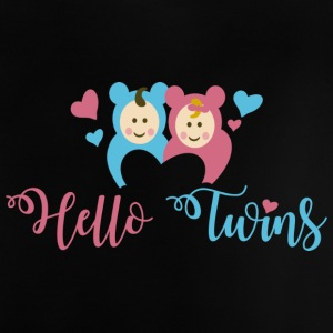 Twins - Baby T-Shirt