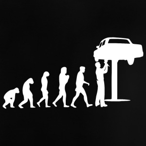 Mechanic Evolution - Baby T-Shirt