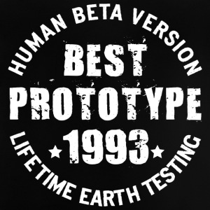 1993 - The year of birth of legendary prototypes - Baby T-Shirt
