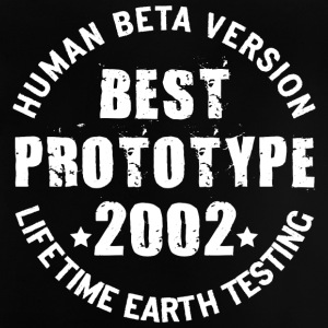 2002 - The birth year of legendary prototypes - Baby T-Shirt