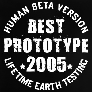 2005 - The birth year of legendary prototypes - Baby T-Shirt
