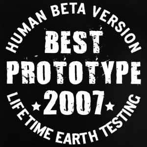 2007 - The birth year of legendary prototypes - Baby T-Shirt