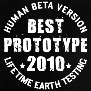 2010 - The birth year of legendary prototypes - Baby T-Shirt