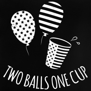 Two Balls One Cup - Baby T-Shirt