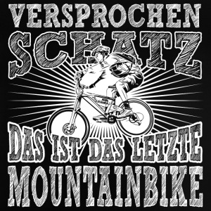 Mountainbik - Baby T-Shirt
