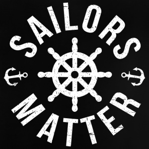 Sailors Matter - Baby-T-shirt
