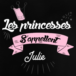 Les Princesses s'appellent Julie - T-shirt Bébé