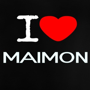 I LOVE MAIMON - Baby T-Shirt